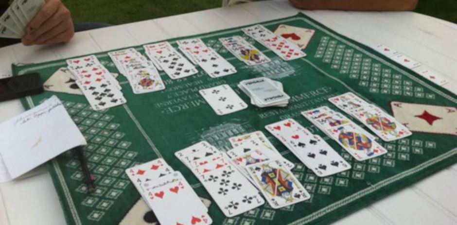 Canasta Regeln 4 Spieler