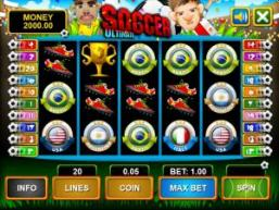 slot machine top footbal