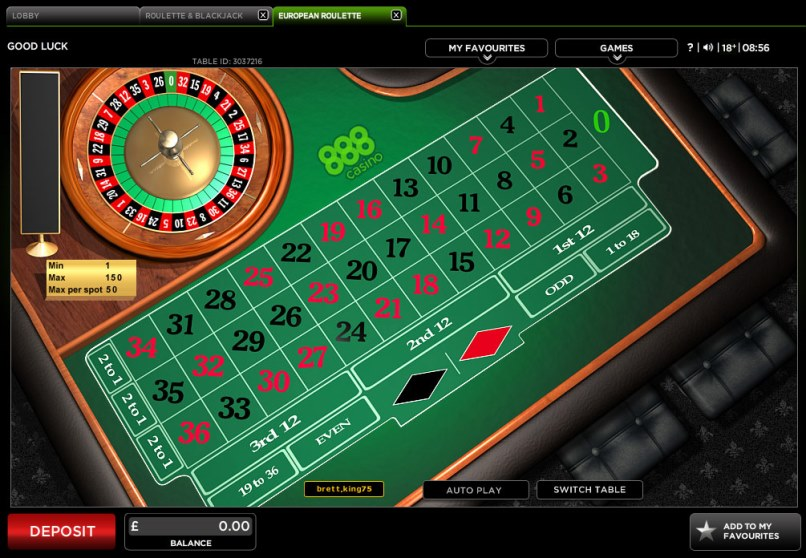 Martingal System beim Roulette