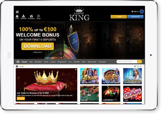 review page image Casino King
