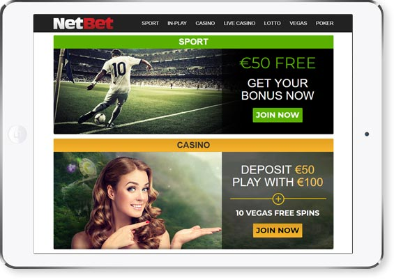 review page image Netbet.com