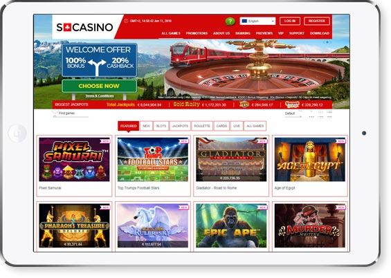 review page image SCasino