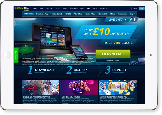 review page image WilliamHillPoker