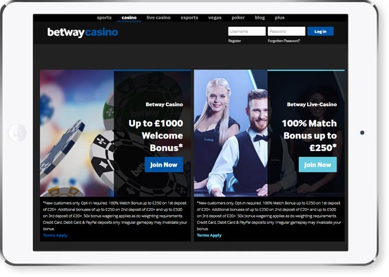 review page image betway