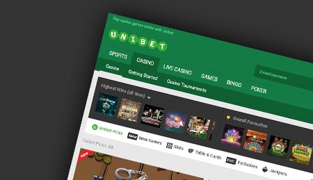 Unibet.it Casino