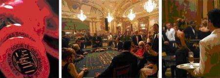 Gambling term high society